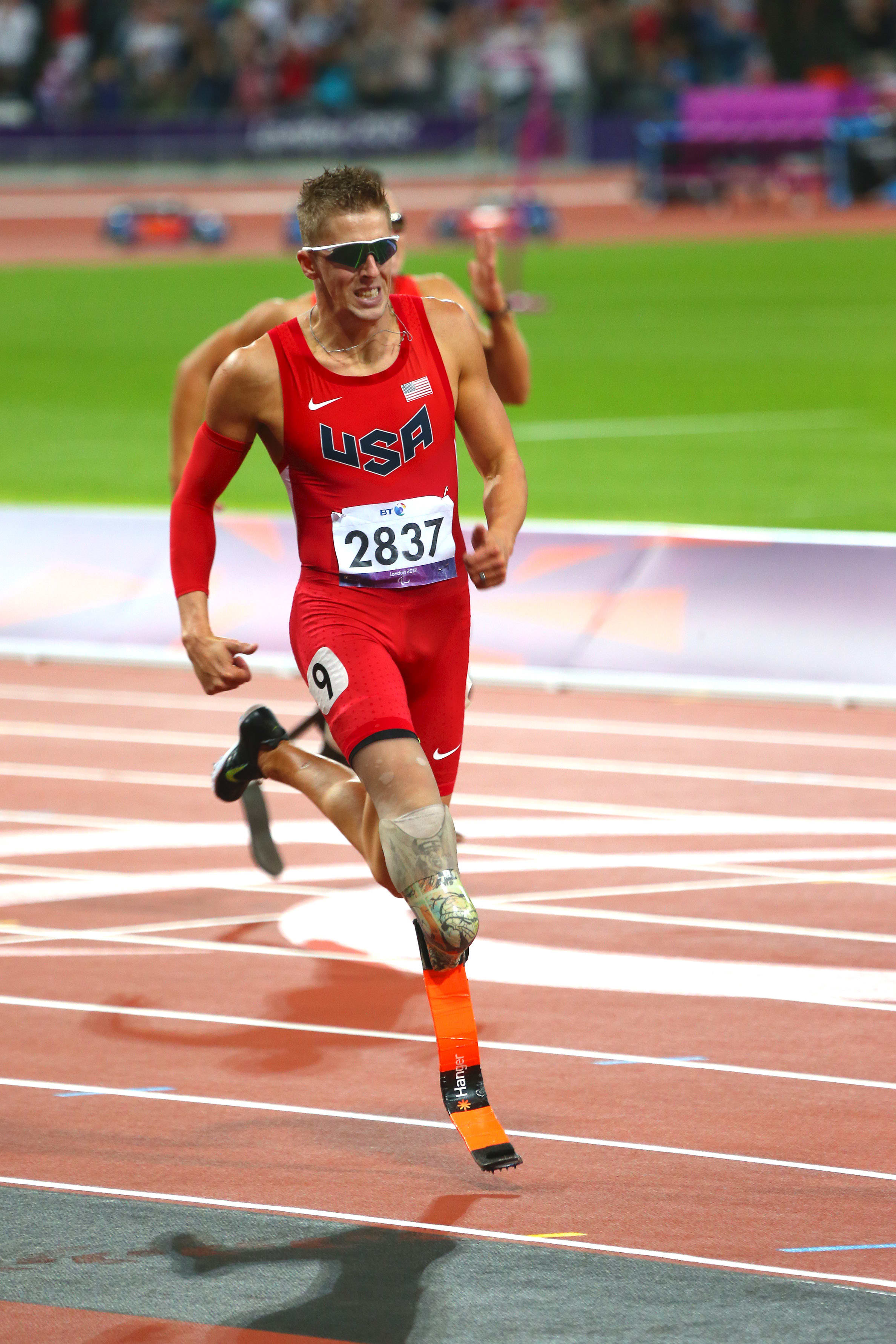 Help 2 time Paralympian David Prince prepare for the 2017 Season and welcome a new member to the family!