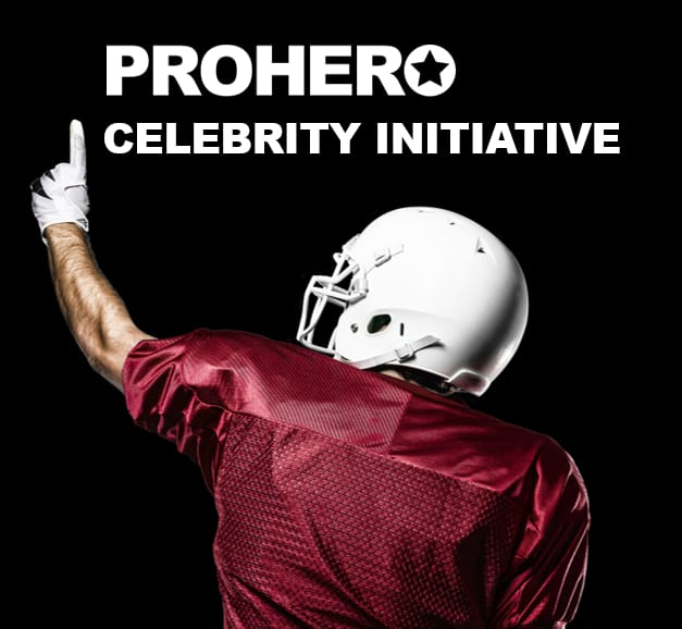 Benefiting ProHero Celebrity Initiative. Dine And Take Photos With Mike Little