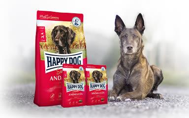 Akcie Happy Dog na február!