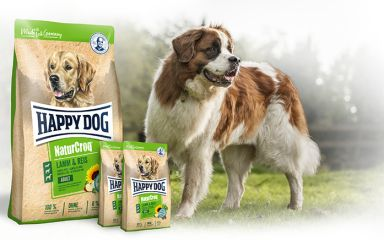 Akcia Happy Dog NaturCroq + 2 kg NAVYŠE
