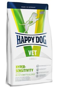 HD VET Dieta Hypersensitivity 4 kg