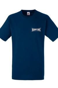 F612120 HD tričko modré 3XL
