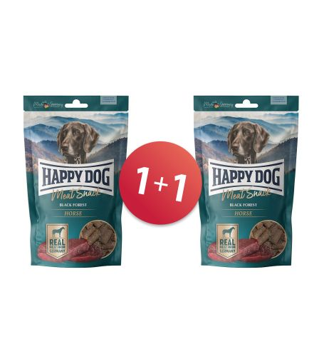 AKCIA Meat Snack Black Forest 75g 1+1