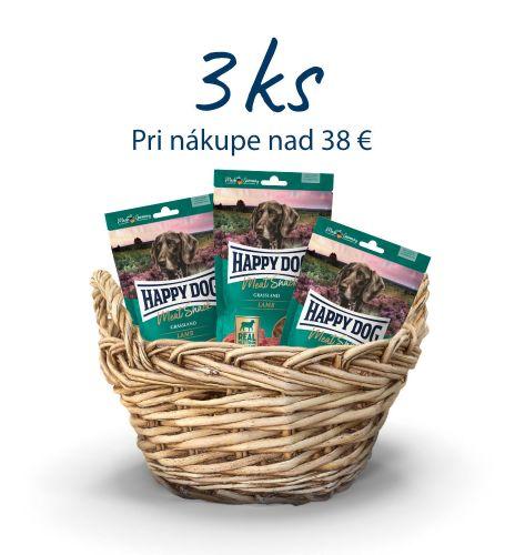 DARČEK: 3x maškrtu Meat Snack k nákupu nad 38€