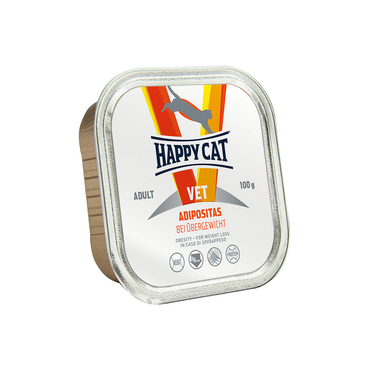 Happy Cat VET Dieta Adipositas 100 g
