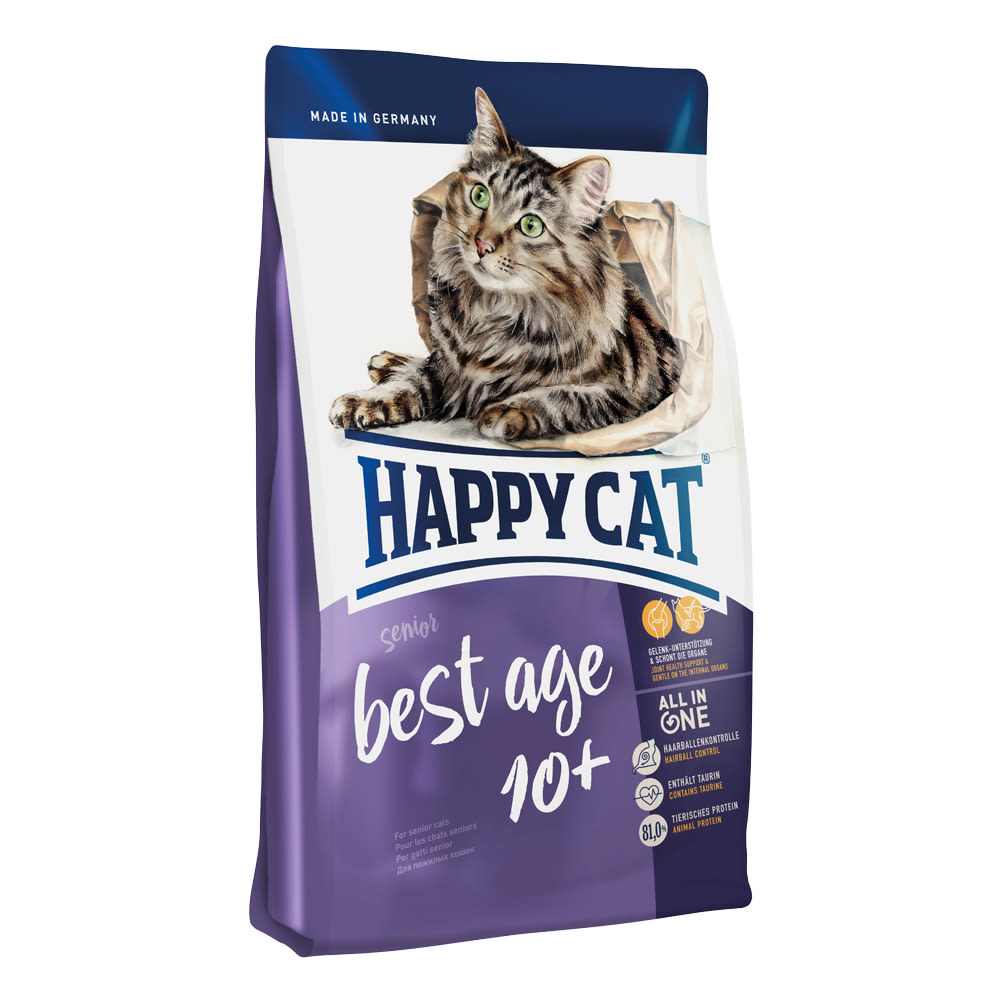 Happy Cat Best Age SENIOR 1,4 kg