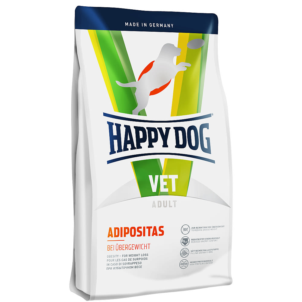 Happy Dog VET Dieta Adipositas 4 kg