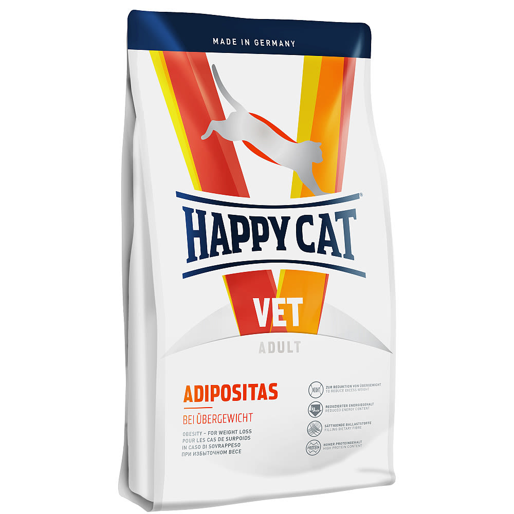 Happy Cat VET Dieta Adipositas 4 kg