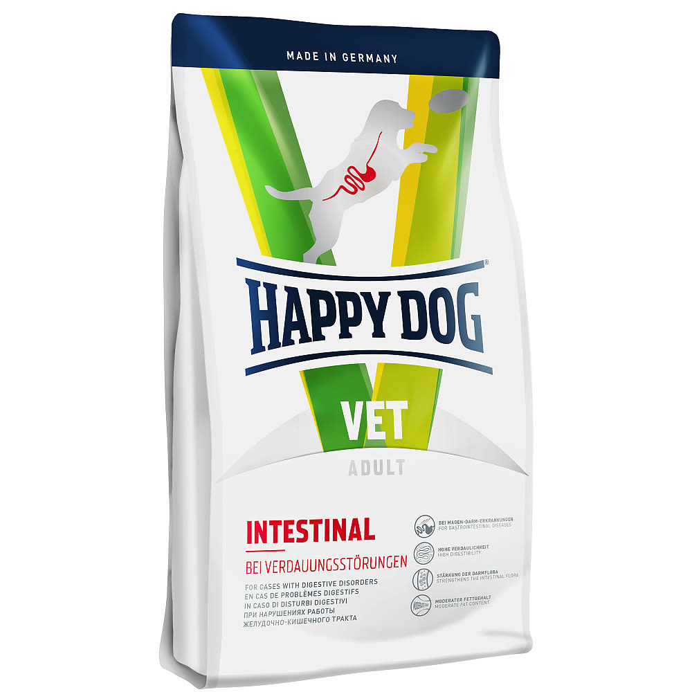 Happy Dog VET Dieta Intestinal 4 kg