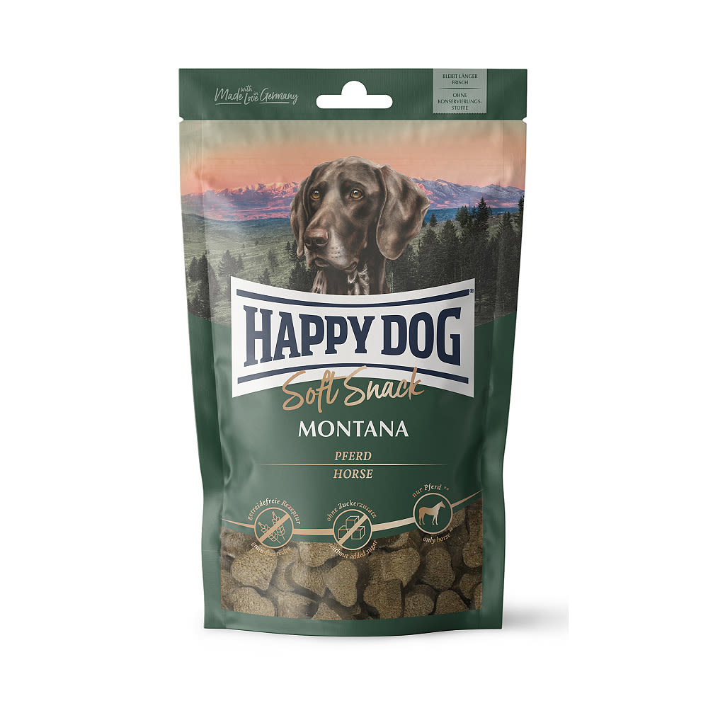 Soft Snack Montana 100 g