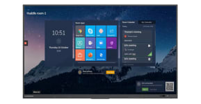 video-conferencing-clevertouch