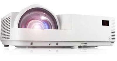 nec-short-throw-projector-400