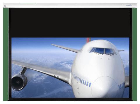 Sapphire Acoustically Transparent Electric Screen (16:9) 170.4 x 95.8cm - (SEWS180WSF-ATRAC)
