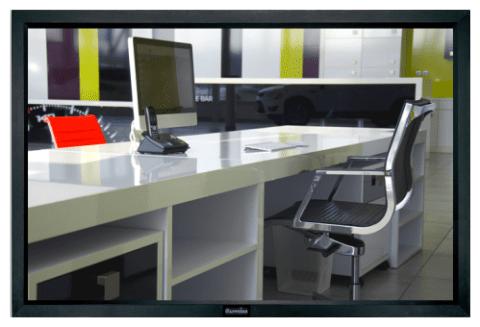Sapphire Fixed Frame Screen - 244 x 183cm (4:3) - (SFSV244)