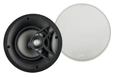 Polk V60 High Performance Vanishing In-Ceiling Speaker (single)