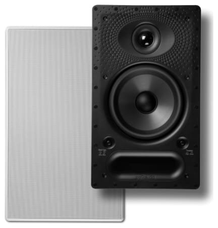 Polk V65RT In-wall speaker with 6.5-inch driver -