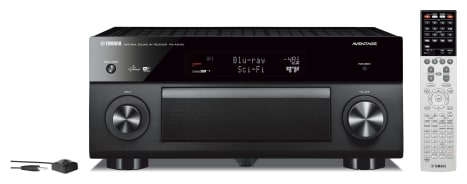 Yamaha AVENTAGE RX-A2040B 9.2 Network 9.2 Channel AV Receiver