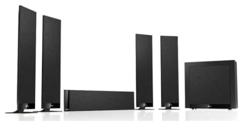 KEF T305 Home Theatre Speaker System