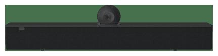 AMX Acendo VIBE Conferencing Sound Bar with Camera (ACV-5100BL, Black Finish)