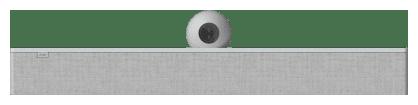 AMX Acendo VIBE Conferencing Sound Bar with Camera (ACV-5100GR, Grey Finish)