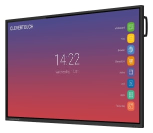 Clevertouch IMPACT 2 Series High Precision 65