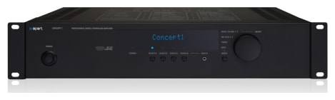 Apart - 2 Zone Integrated Stereo Mixing Amplifier (Concept1)