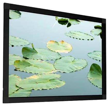 Screen International Fixed Frame 200 x 150cm 4:3 - (FE200X150-WHT)