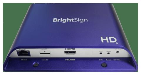 BrightSign HD224 Media Player