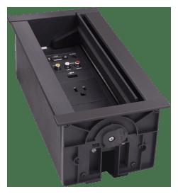 AMX HydraPort Up to 6 Module Connection Port (HPX-600BL)