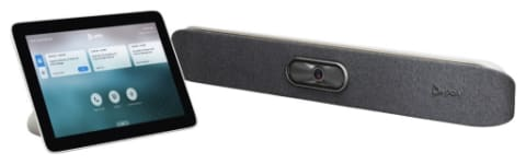 POLY STUDIO X50 4K Video Bar and TC8 Touch Controller (2200-86270-102)