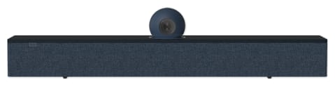 AMX Acendo VIBE Conferencing Sound Bar with Camera (ACV-5100BU, Blue Finish)