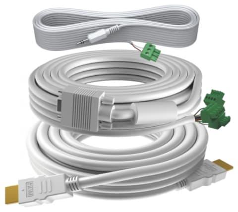 Vision - Techconnect 3m Cable Pack (TC3-PK3MCABLES)