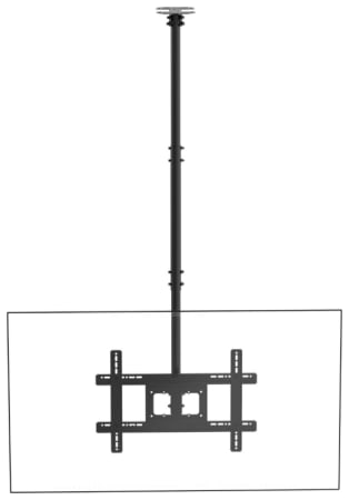Vision - Flat-Panel Ceiling Mount 600×400 (VFM-C6X4/V2)
