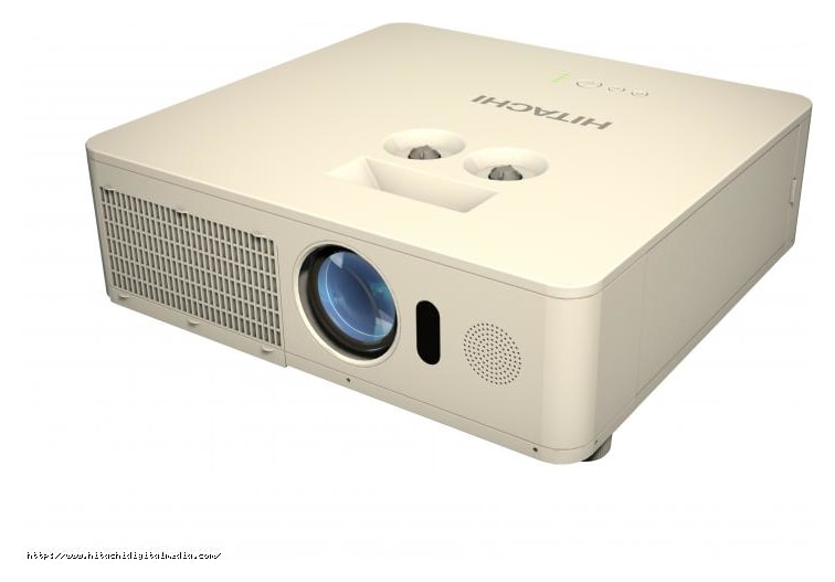 Hitachi releases new LP-WX3500 LED projector