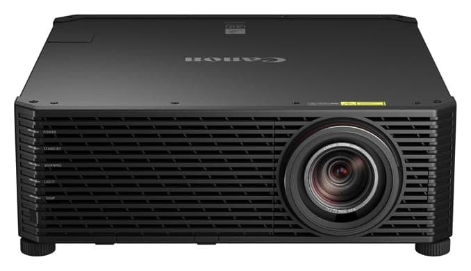 Canon launches new 4K laser projector