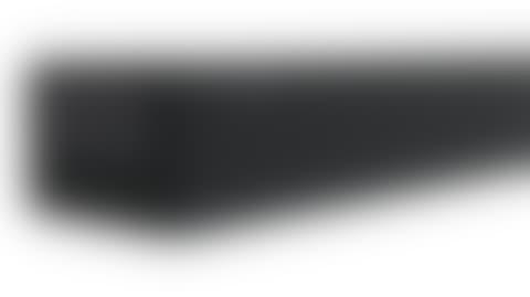 AMX Acendo VIBE Conferencing Sound Bar (ACV-2100BL, Black Finish)