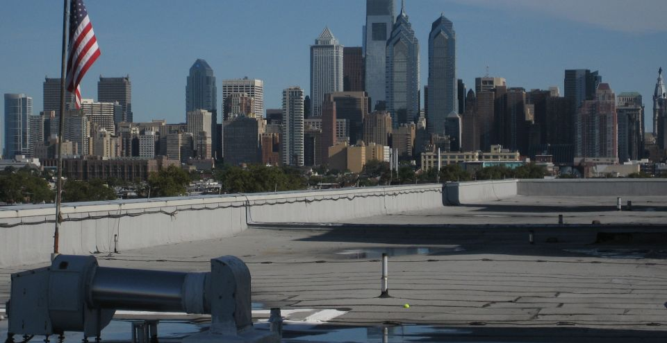 A Roof with a View: South Philadelphia High School Raises $27,350!
