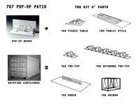 707 Pop-Up Patio