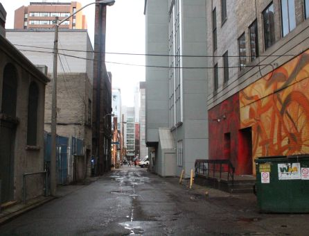 Ryerson University Laneway Project Launches!