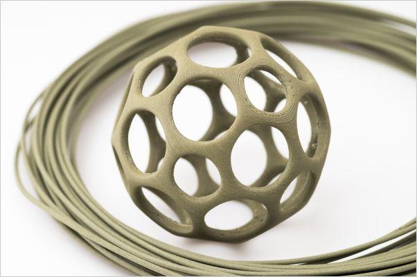 Alge pla filament