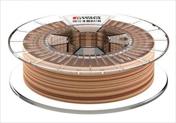 Cedar wood pla filament