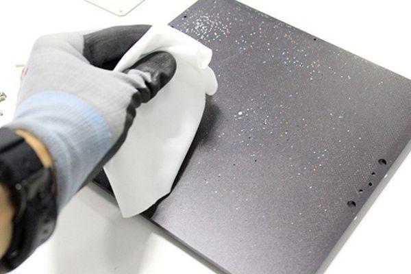 ısıtıcı tabla temizliği