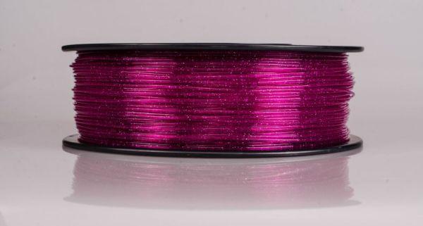 Glitter PLA filament önizlemesi