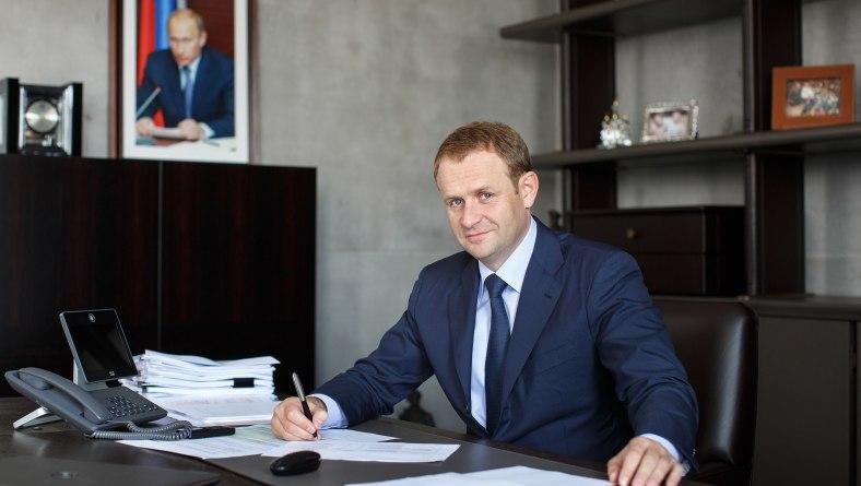 Интервью руководителя Группы компаний «Мангазея» Сергея Янчукова.
