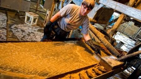 ОАО «Прииск Соловьевский» приступило к добыче рудного золота в Амурской области