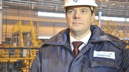 Мордашов покинет пост главы «Северстали».