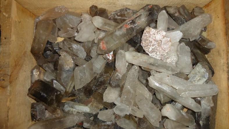 В Бурятии изъято более 1500 кг незаконно добытого нефрита.