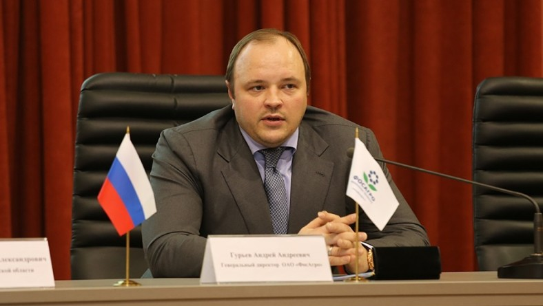 Андрей Гурьев продал 9,78% акций «Фосагро».