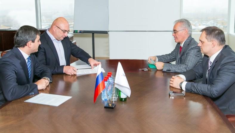 Металлоинвест и Новороссийский морской торговый порт подписали соглашение о намерениях