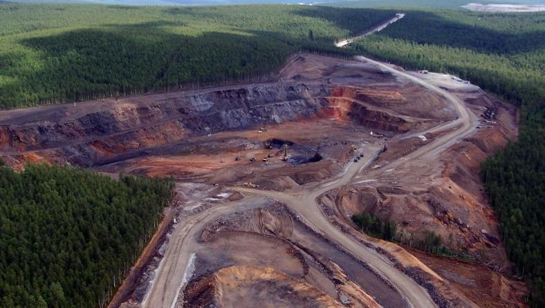 Рудник «Нерюнгри» в 2014 г. увеличил производство сплава Доре на 14%.